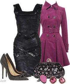 """Studded Shoes"" by christa72 ❤ liked on Polyvore"