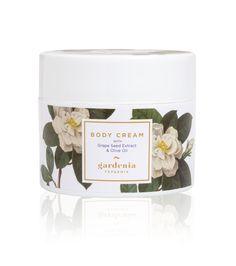 Blue Scents Body Cream Gardenia