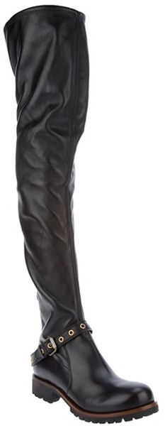Sergio Rossi ~ Thigh High Boot