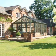 Inspiration for your Conservatory | Crystal Living Glass Roof Conservatory Design Roof Ideas & The 22 best Glass Roof Ideas images on Pinterest | Glass ceiling ...