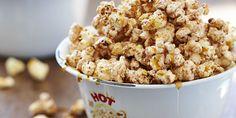 Moet je proberen! Maak je eigen popcorn met dit recept van Rens Kroes -Cosmopolitan.nl