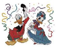 DONALD Y DAISY 08 - Carnaval