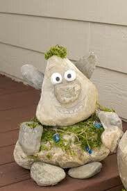 A Troll from Frozen-cool decoration idea! Frozen Halloween, Frozen Christmas, Halloween Fairy, Elsa Frozen, Disney Frozen, Frozen Room, Frozen Theme, Family Crafts, Crafts For Kids