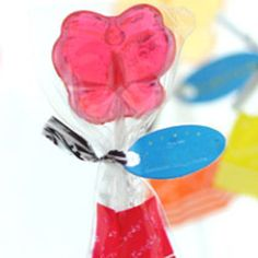 Butterfly Lollipop F