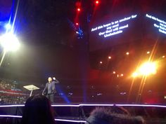 Pr Brian at Hillsong Conference Sydney 2013