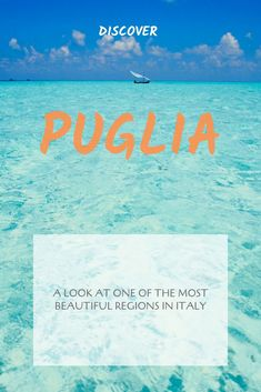 Puglia - Leave the usual Tuscany, Umbria or Rome or Venice, to Italy's first timers. Discover instead this region with the best beaches, food and history. Perfect for a family holiday or for a romantic getaway. Italy Dreaming of Puglia Four Nomadics Verona Italy, Puglia Italy, Italy Italy, Tuscany, Italy Vacation, Vacation Trips, Vacation Travel, Travel Destinations, Italy Trip
