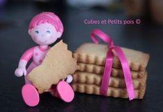 Recette pour bébé de petits beurre. Un biscuit sain et naturel à réaliser pour son goûter avec juste ce qu'il faut de gourmandise.