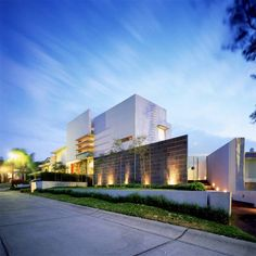 Provocative Architecture Using Concrete, Stone and Wood: House E - #house #housedecorating #housedecor #housedecoration #love #home #follow #like #beautiful #fashion #style #building #buildings #decor #decoration #decorations