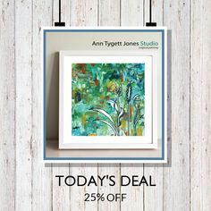 Today Only! 25% OFF this item.  Follow us on Pinterest to be the first to see our exciting Daily Deals. Today's Product: Giclee Print of abstract flowers, crazy whimsical abstract floral artwork, modern wall art with funky fun flowers, artwork for her room Buy now: https://www.etsy.com/listing/491671935?utm_source=Pinterest&utm_medium=Orangetwig_Marketing&utm_campaign=Daily%20Deal   #etsy #etsyseller #etsyshop #etsylove #etsyfinds #etsygifts #musthave #loveit #instacool #shop #shopping…