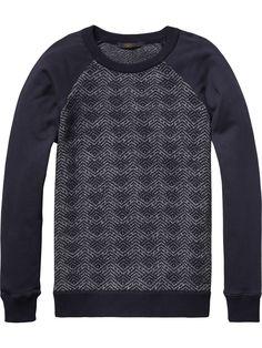 Langärmliger Pullover | Pullover | Herrenbekleidung von Scotch & Soda