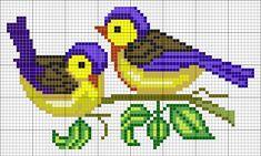 Mini Cross Stitch, Cross Stitch Cards, Beaded Cross Stitch, Simple Cross Stitch, Cross Stitch Rose, Cross Stitch Animals, Cross Stitch Flowers, Cross Stitching, Cross Stitch Embroidery