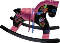 30 Best Painted Rocking Horse Images In 2018 Horses Painted