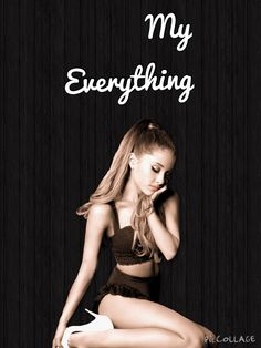 Ariana Grande's 2014 Album release < MY EVERYTHING > Such a good album