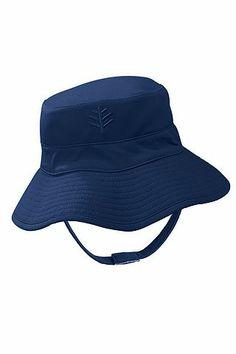 5f5720c5 Infant Splashy Bucket Hat: Sun Protective Clothing - Coolibar Sun  Protective Clothing, Baby Sun