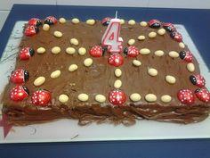 6 tartas clásicas de galletas para cumpleaños de niños