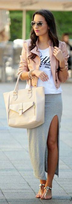 Jackolivia's Fashion Blog: Good Street Style Inspiration And Looks