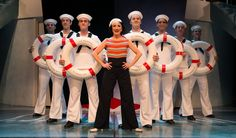 'Anything Goes' - Princess Theatre, Melbourne 2015