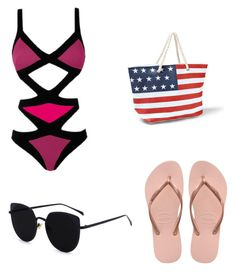 Designer Clothes, Shoes & Bags for Women Agent Provocateur, Venus, Lace Up, Swimming, Flats, Shoe Bag, Holiday, Polyvore, Stuff To Buy