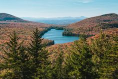 1.  Take in the Views from Owl's Head Lookout, Kettle Pond in Groton State…