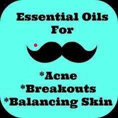 Natural Mama: Essential Oils for Acne