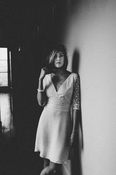 Robes de mariée civiles Lorafolk 2017 : les sixties à l'honneur ! Image: 20