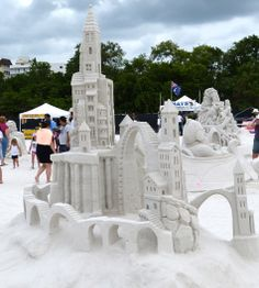 2013 Fort Myers Beach Sand Sculpting Championships!