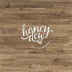 Honey Dew Bee Co. Styleguide