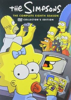 The Simpsons: Season 8 http://order.sale/wxGd (via Amazon)