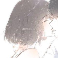 Read [Con Tim Rung Động] from the story Ava đôi ♡♡ by (w o n t a n u k i) with 609 reads. Anime Love Couple, Manga Couple, Couple Cartoon, Cute Anime Couples, Couple Art, Anime Couples Drawings, Couple Drawings, Couples Comics, Couple Wallpaper