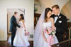 Image result for first look wedding the darlington house san diego