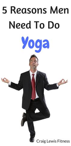 #mensyoga #yoga #yogaeverydamnday #health #craiglewisfitness