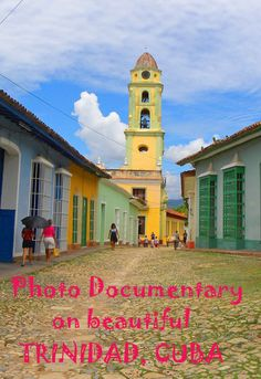 Photos of incredible Trinidad, Cuba: http://bbqboy.net/photo-documentary-and-travel-tips-on-the-beautiful-town-of-trinidad-cuba/ #trinidad #cuba