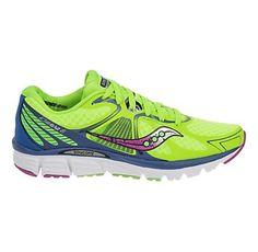 One of my staple marathon shoes. Womens Saucony Kinvara 6 Running Shoe #rrsports #RRSWishlist15