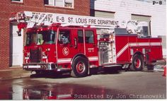 St Louis City Fire Dept