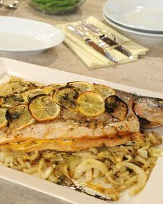 How to make Fennel-Roasted Salmon