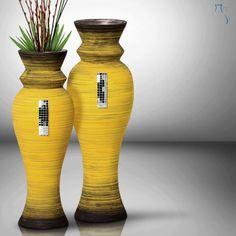 Ah os espelhos! Tem o poder de sofisticar qualquer ambiente, e inseridos em peças de cerâmica ficam um luxo.