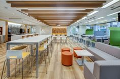Meridian Credit Union offices by Bullock + Wood Design Toronto, Canada » Retail Design Blog