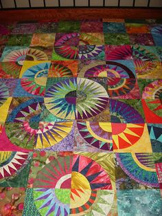 spiked with color top complete by hawghugger, via Flickr
