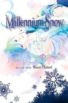 Millennium Snow, Vol. 3, 2014 The New York Times Best Sellers Manga Graphic Books winner, Bisco Hatori #NYTime #GoodReads #Books