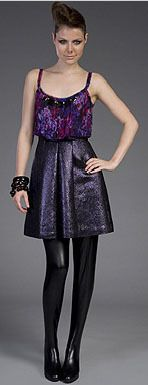 Taylor Swift wearing Tracy Reese Dress.