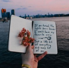 This Instagram Poet Combines Beautiful Photos With Beautiful Words To Make Your Heart Melt
