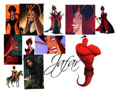 """""""Jafar"""" by angelw1123 ❤ liked on Polyvore featuring art"""