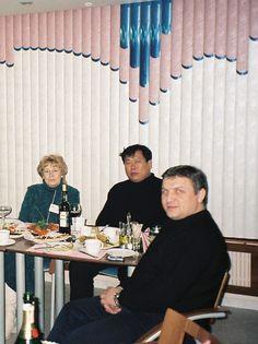 С Мастером (фото на Facebook  Юрия Сибилева)