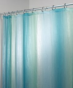 Loving This Surf Blue Ombre Shower Curtain On Zulily Zulilyfinds