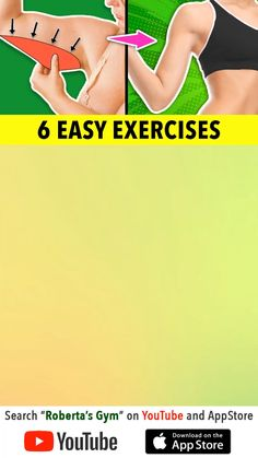 Easy Arm Workout, Slim Arms Workout, Full Body Gym Workout, Gym Workout Videos, Gym Workout For Beginners, Easy Workouts, Arm Workouts At Home, Weight Loss Workout Plan, Weight Lifting