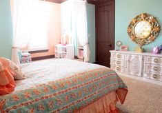 Caden Lane Big Girl Room. Order this exact bedroom set at CadenLane.com