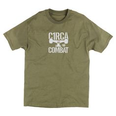 COMBAT ICON TEE - MIL Tees, Mens Tops, T Shirt, T Shirts, Tee, Tee Shirts, Tee Shirt, Teas