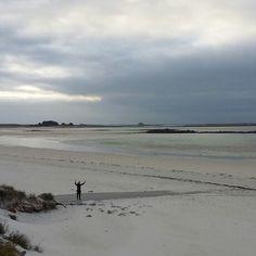 Une plage de Bretagne  <3 #lul's