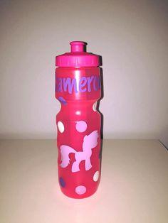 Personalized My Little Pony Water Bottle