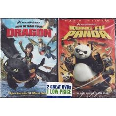 8 best christmas dvds images on pinterest christmas movies xmas how to train your dragon kung fu panda limited edition 2 pack dvd set ccuart Images